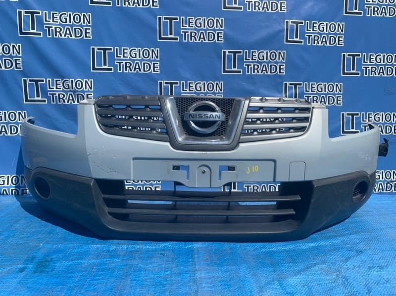 Бампер Nissan Dualis J10 передний