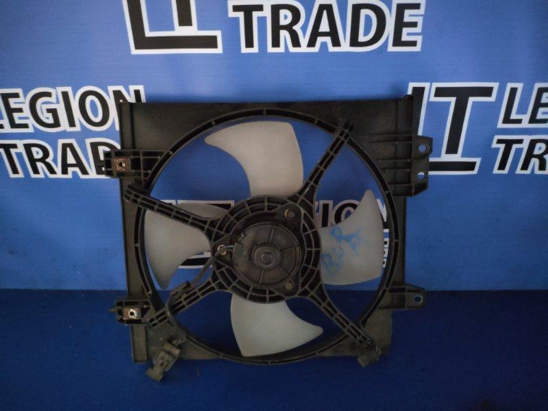 Диффузор радиатора Subaru Legacy BH5 правый