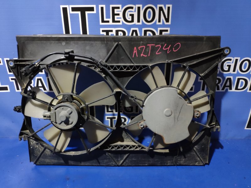 Диффузор радиатора Toyota Allion AZT240 1AZ