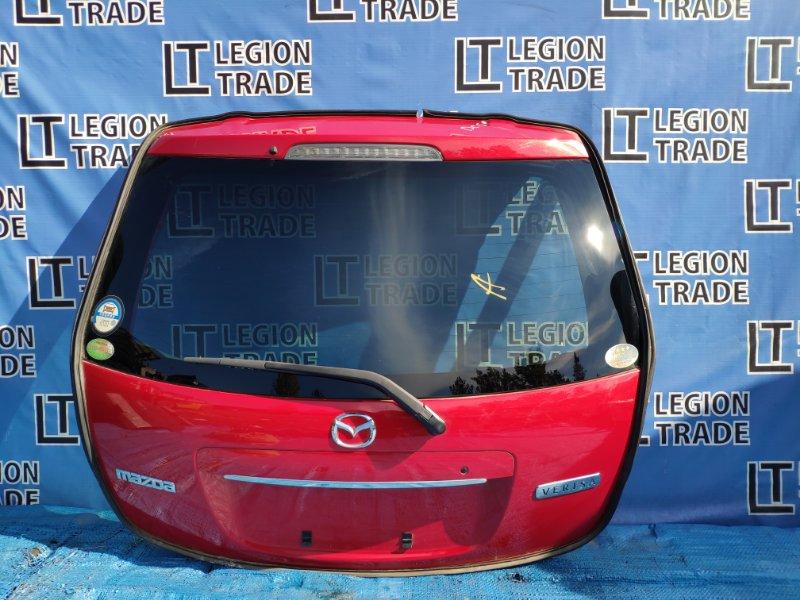 Дверь 5-я Mazda Verisa DC5W