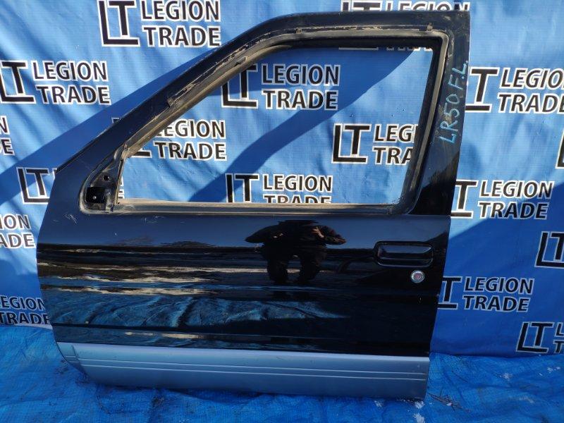 Дверь Nissan Terrano LR50 передняя левая