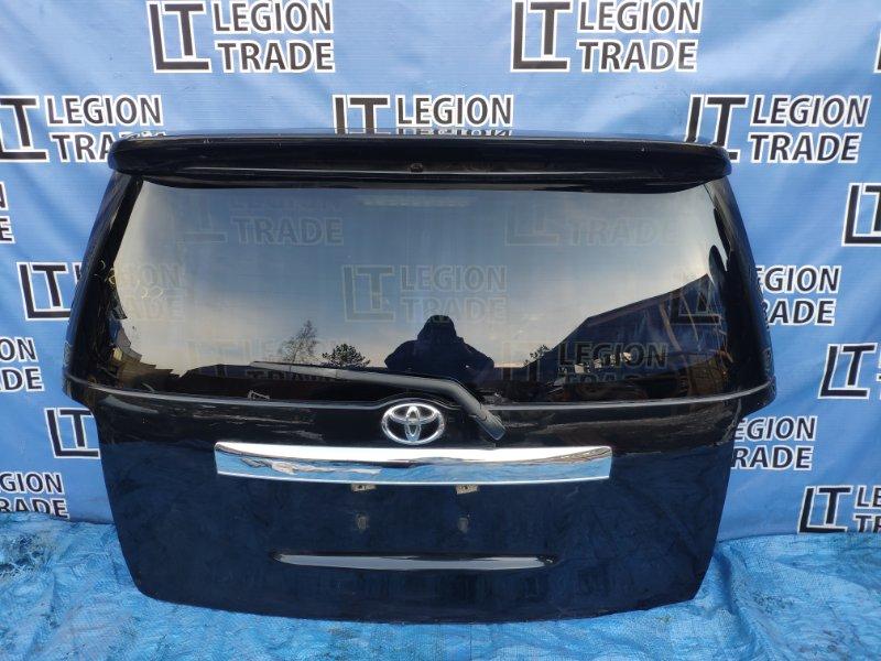 Дверь 5-я Toyota Corolla Rumion NZE151