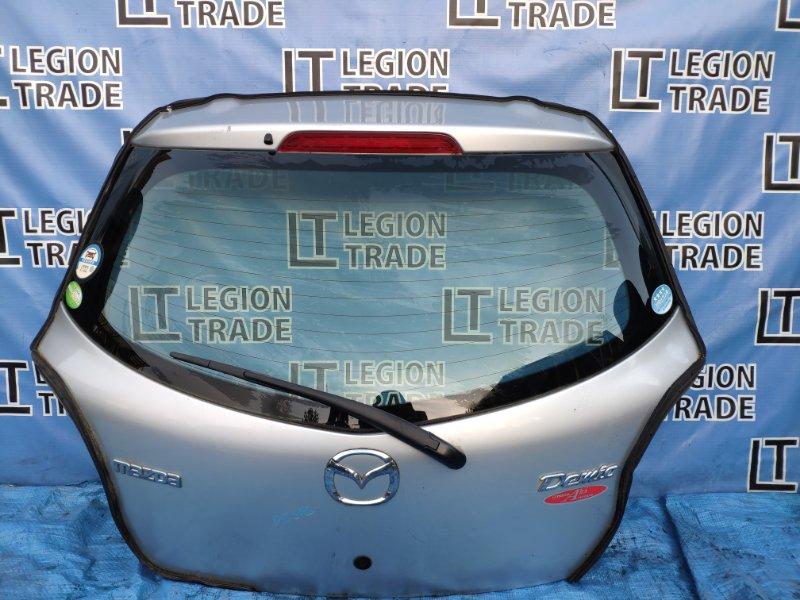 Дверь 5-я Mazda Demio DE3AS