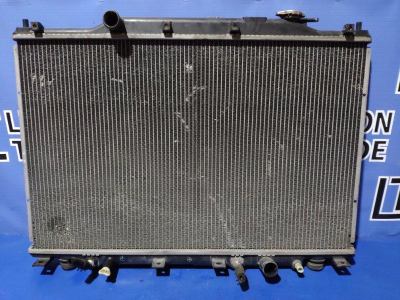 Радиатор основной Honda