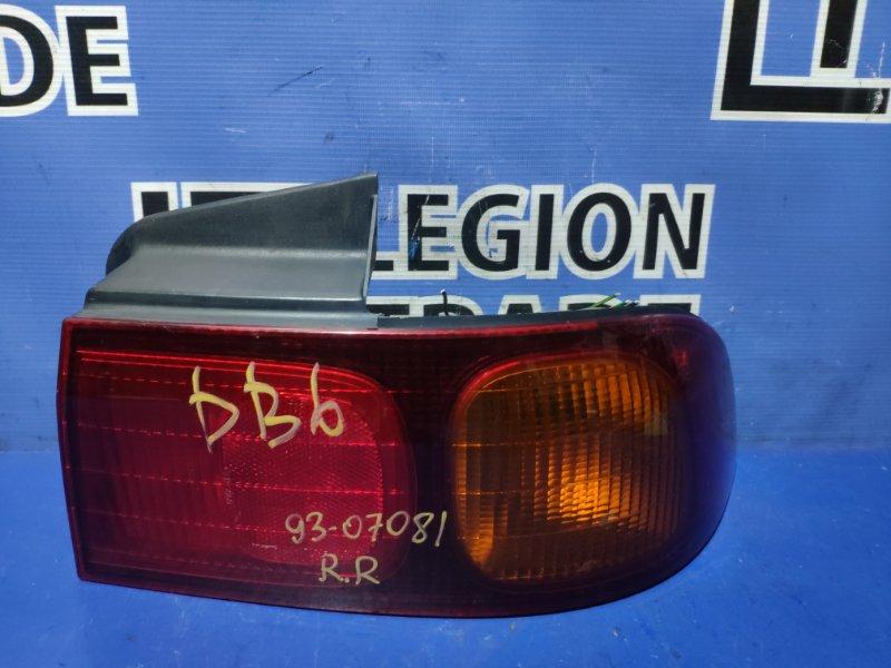 Стоп-сигнал Honda Integra DB6 задний правый