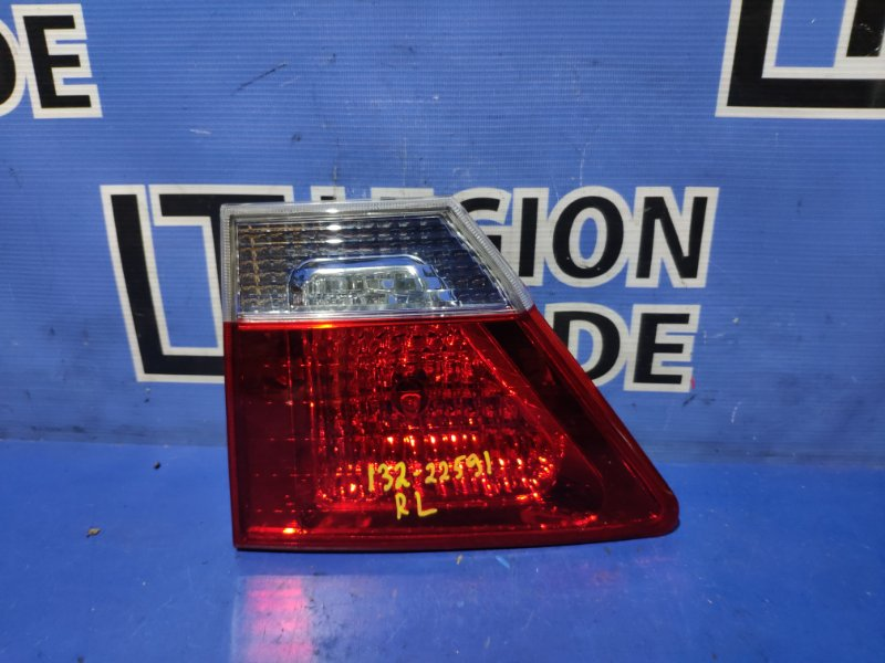 Вставка между стопов Honda Airwave GJ1 задняя левая