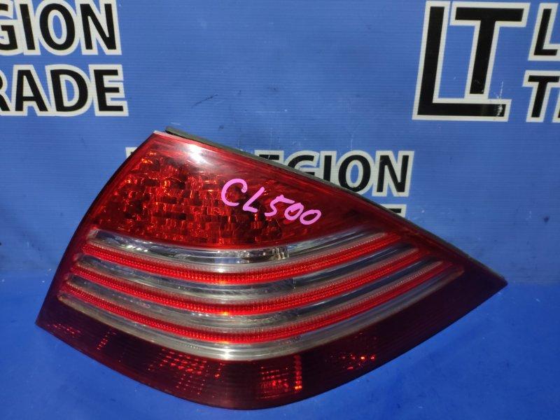 Стоп-сигнал Mercedes-Benz Cl500 C215 задний правый