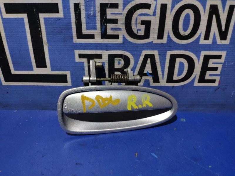 Ручка двери внешняя Honda Integra DB6 задняя правая