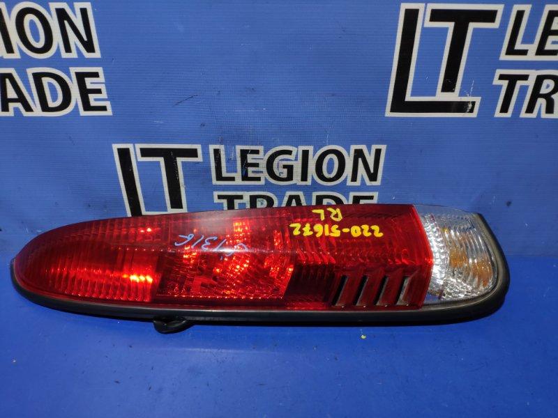 Стоп-сигнал Daihatsu Terios Kid J131G задний левый