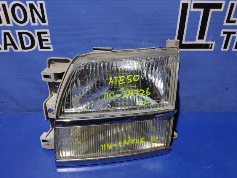 Фара Nissan Elgrand ATE50 передняя левая