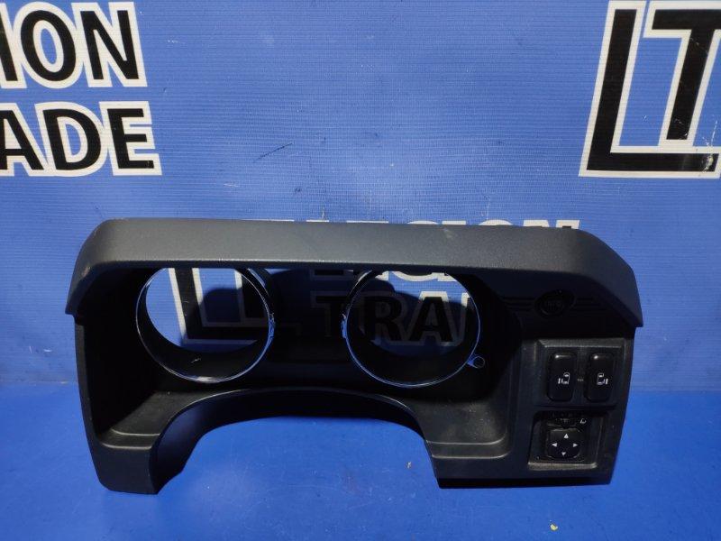 Консоль спидометра Mitsubishi Delica D5 CV5W 4B12 2008.02.1