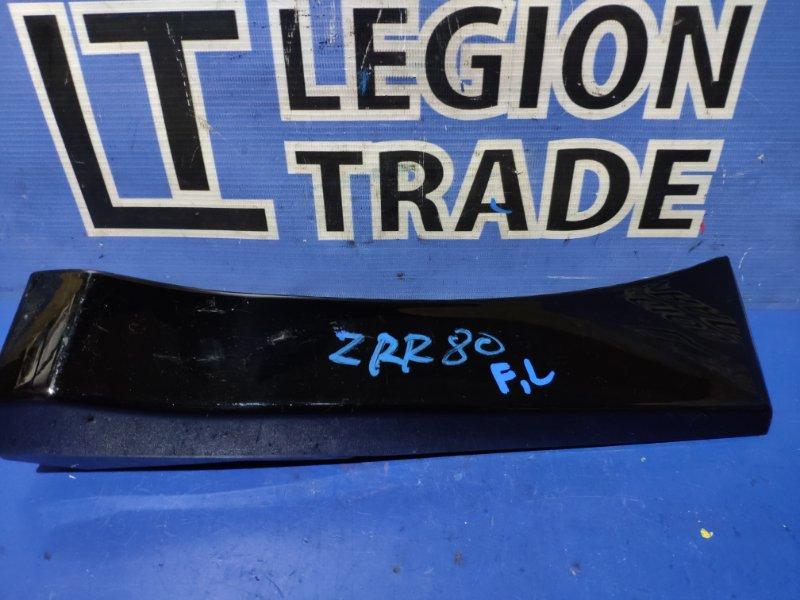Накладка на крыло Toyota Voxy ZRR80 передняя левая