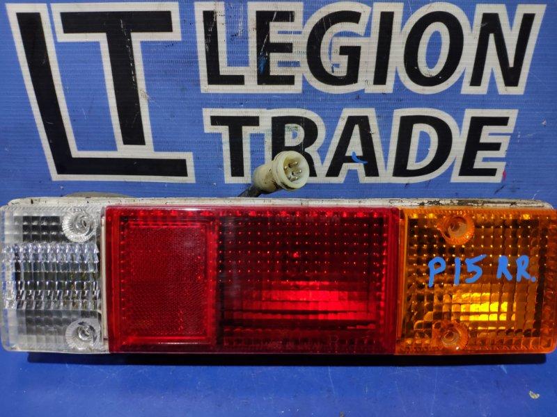 Стоп-сигнал Mitsubishi Delica P15 задний левый