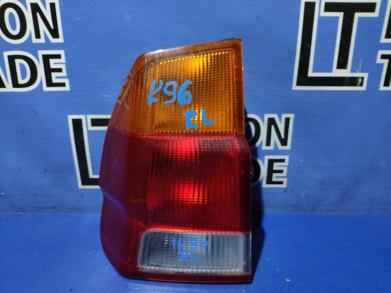 Стоп-сигнал Mitsubishi Challenger K96 задний левый