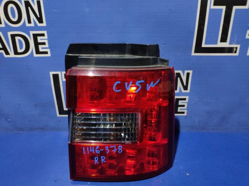 Стоп-сигнал Mitsubishi Delica D5 CV5W задний правый