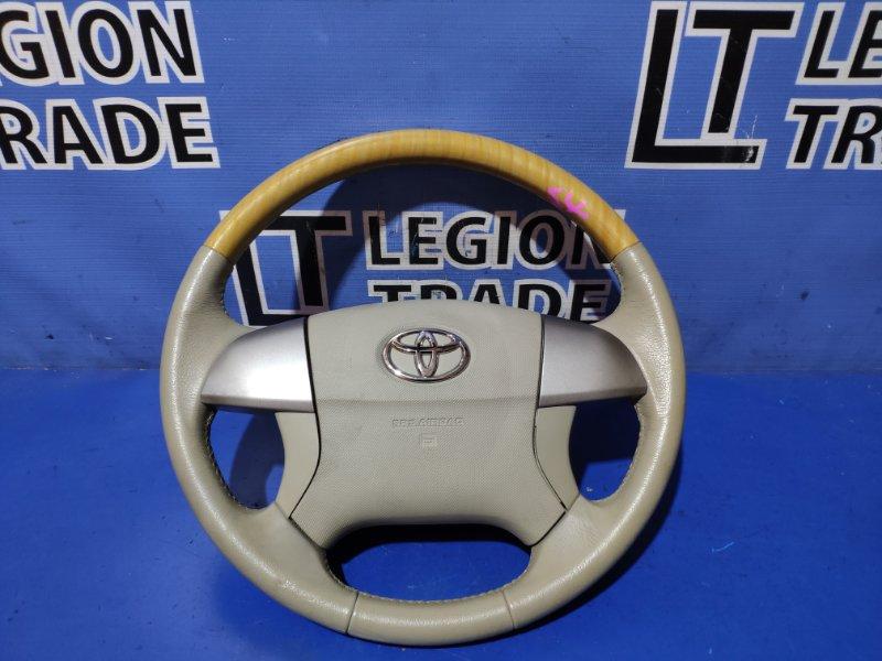 Руль Toyota Estima AHR20W