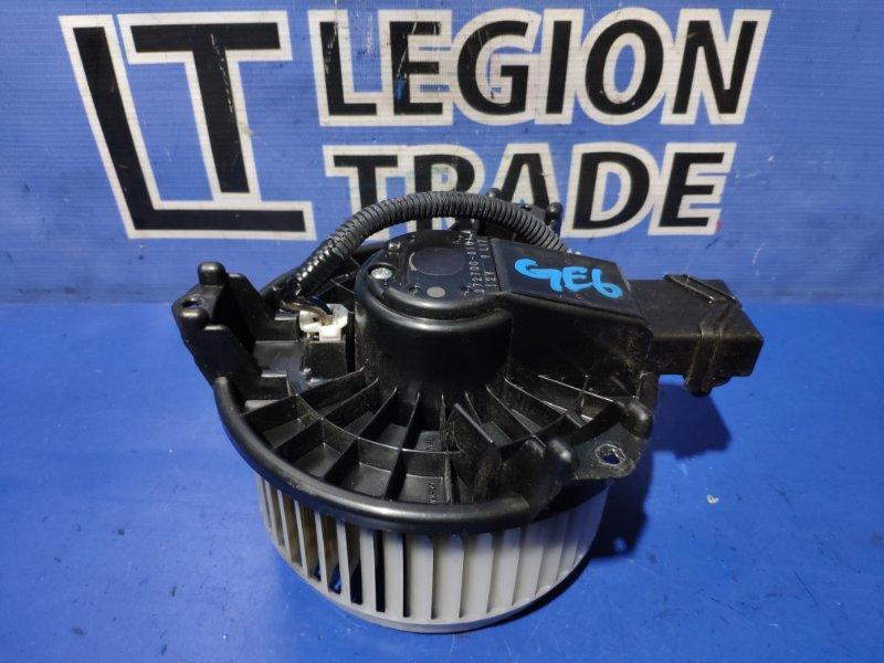 Мотор печки Honda Fit GE6