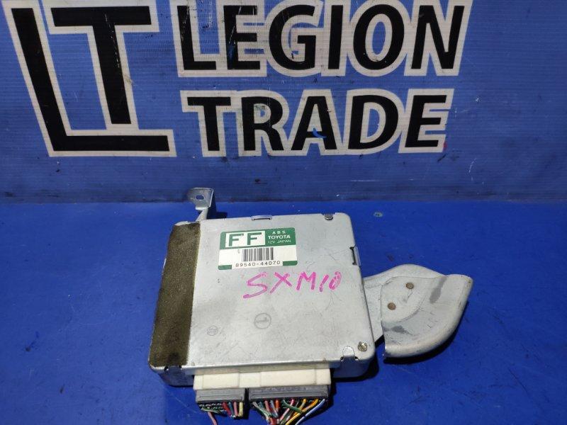 Блок управления abs Toyota Ipsum SXM10