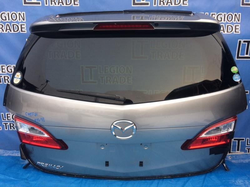 Дверь 5-я Mazda Premacy CWEFW