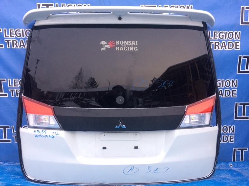 Дверь 5-я Suzuki Wagon R Solio MB15S