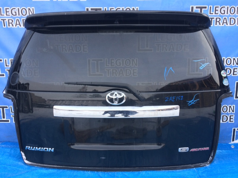 Дверь 5-я Toyota Corolla Rumion ZRE152