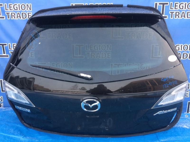 Дверь 5-я Mazda Atenza GH5FW