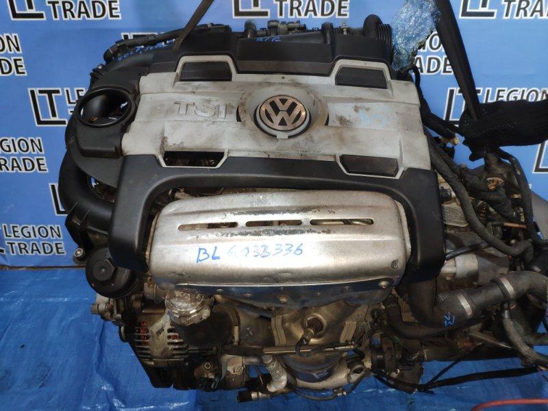 Двигатель Volkswagen Golf 1K1 BLG