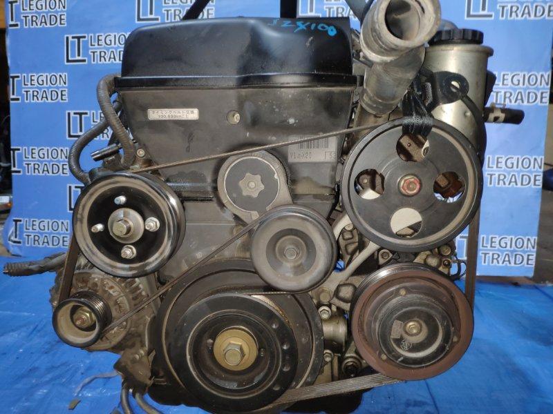 Двигатель Toyota Mark Ii JZX100 1JZGE