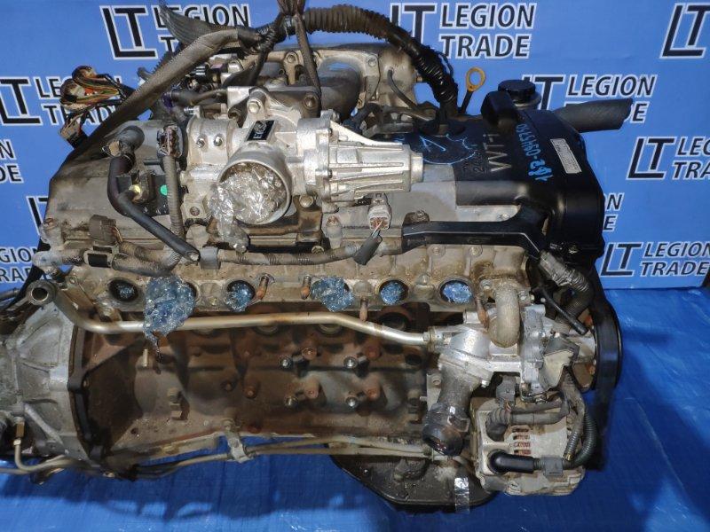 Двигатель Toyota Progres JCG10 1JZGE
