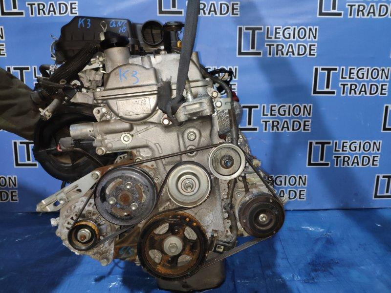 Двигатель Toyota Passo QNC10 K3VE