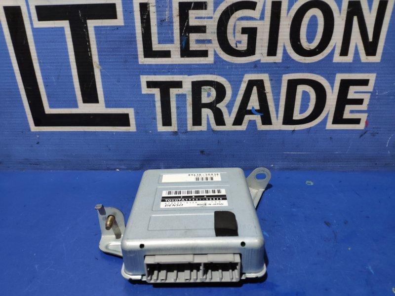Блок управления abs Toyota Celsior UCF20 1UZ