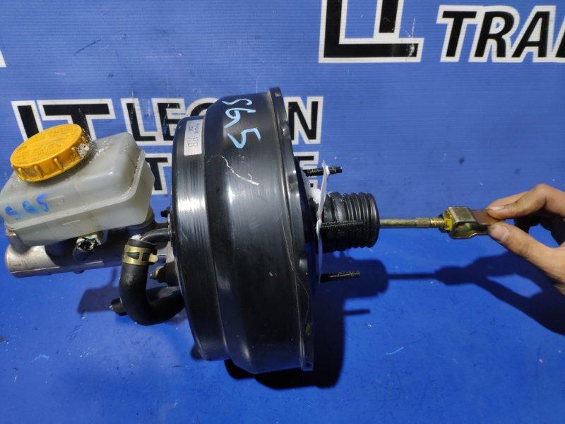 Вакуумный усилитель Subaru Forester SG5