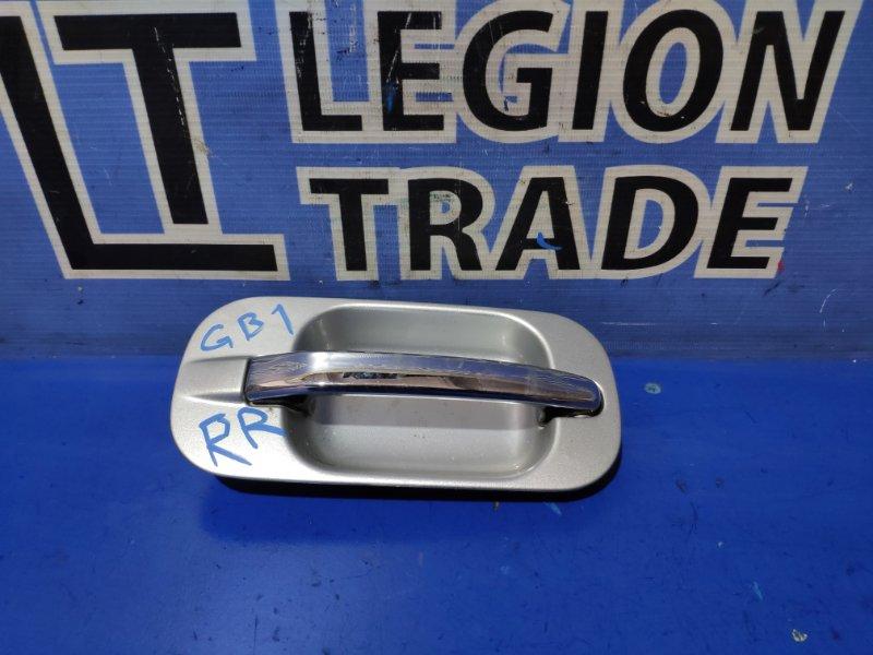 Ручка двери внешняя Honda Mobilio GB1. GB2 задняя правая