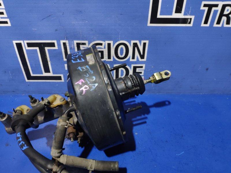 Вакуумный усилитель Mitsubishi Galant E32A 4G37