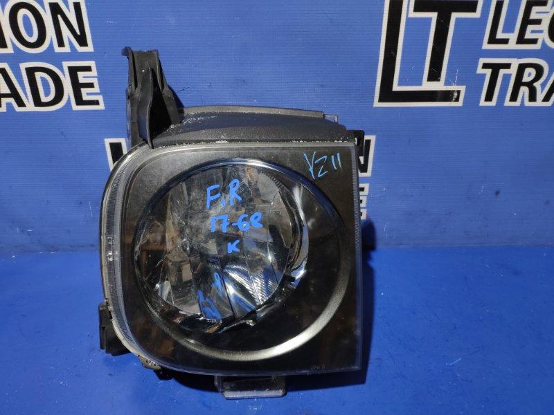 Фара Nissan Cube YZ11 передняя правая