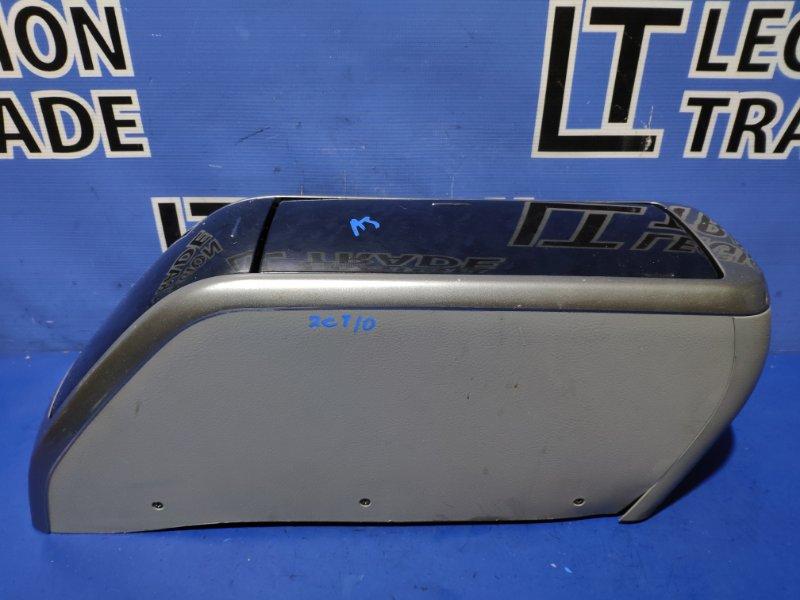 Консоль между сидений Toyota Opa ZCT10