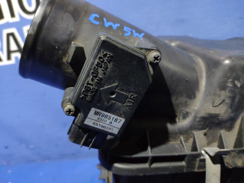 Датчик расхода воздуха Mitsubishi Outlander CW5W 4B12