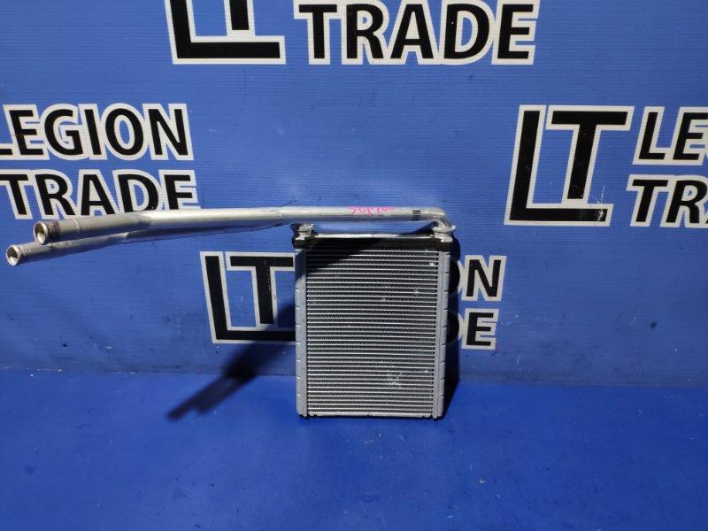 Радиатор печки Toyota Ractis SCP100