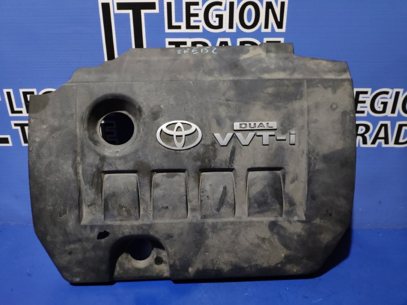 Крышка двс декоративная Toyota Corolla Rumion ZRE152 2ZR
