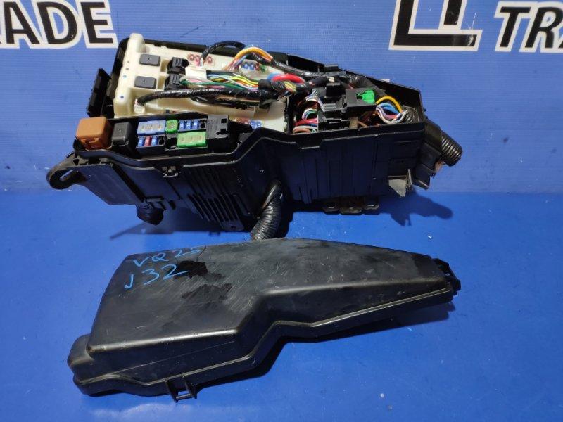 Блок предохранителей Nissan Teana J32 VQ25DE