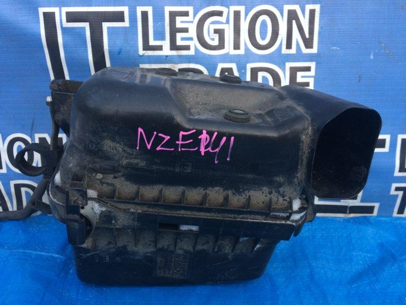 Коробка воздушного фильтра Toyota Corolla Fielder NZE141 `1NZFE