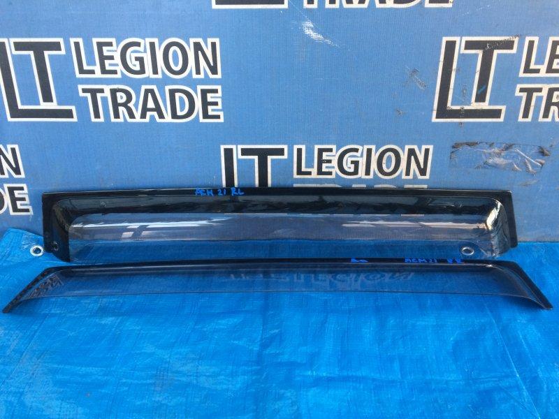 Ветровики комплект Toyota Ipsum ACM21 2AZ задние