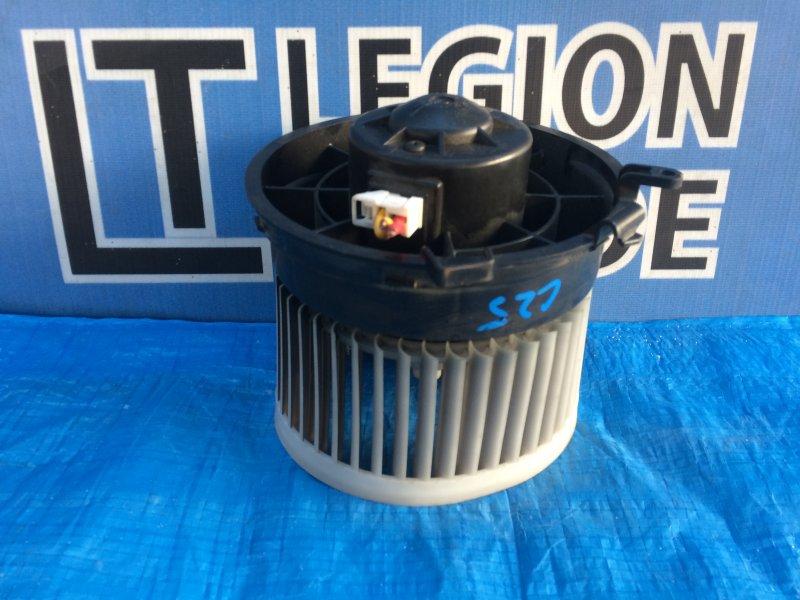 Мотор печки Nissan Serena C25 MR20DE