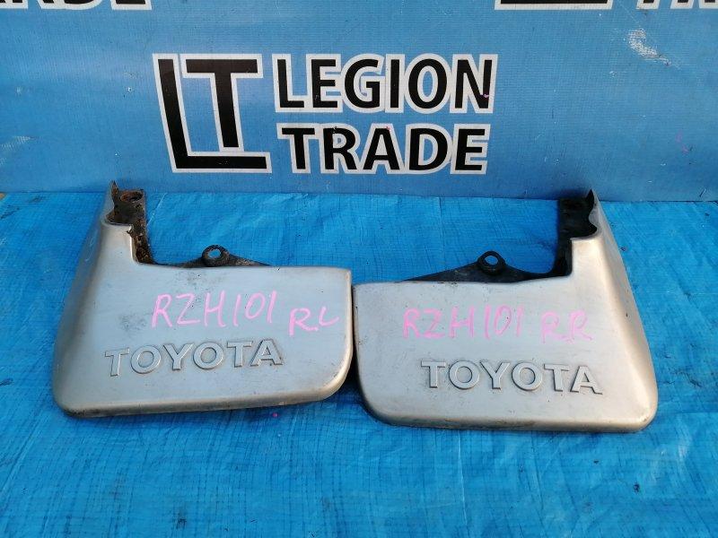 Брызговики комплект Toyota Hiace RZH101 задние