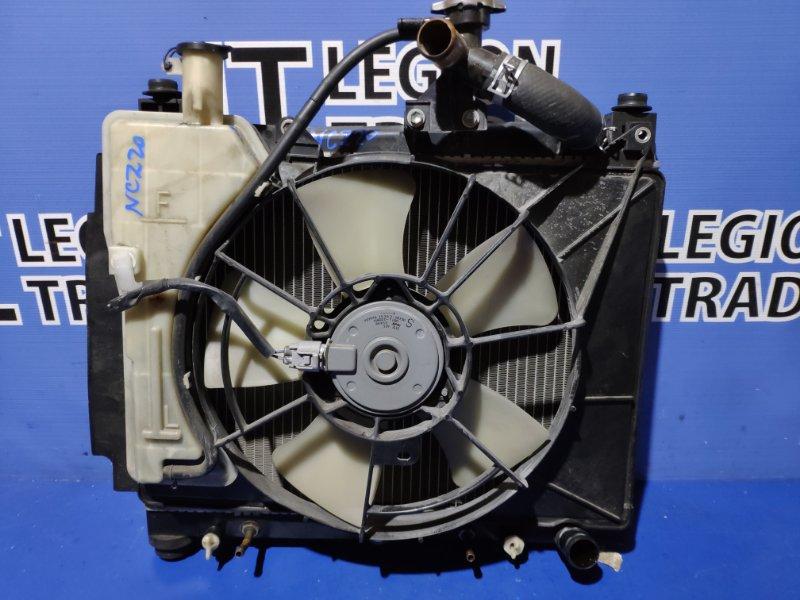 Радиатор основной Toyota Raum NCZ20 `1NZ