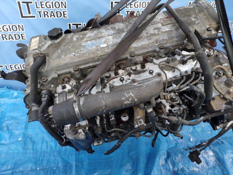 Двигатель Hino Ranger FD1JLE J08CT