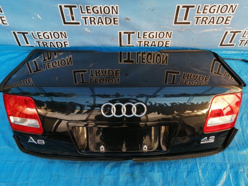 Крышка багажника Audi A8 4E2 BGK 2006