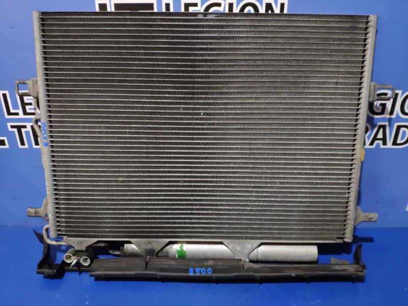 Радиатор кондиционера Mercedes-Benz E280 W211 M272 23.06.2005