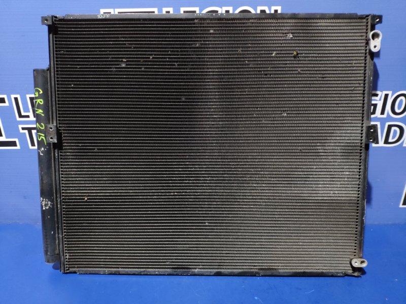 Радиатор кондиционера Toyota Hilux Surf GRN215 1GRFE 10.2007