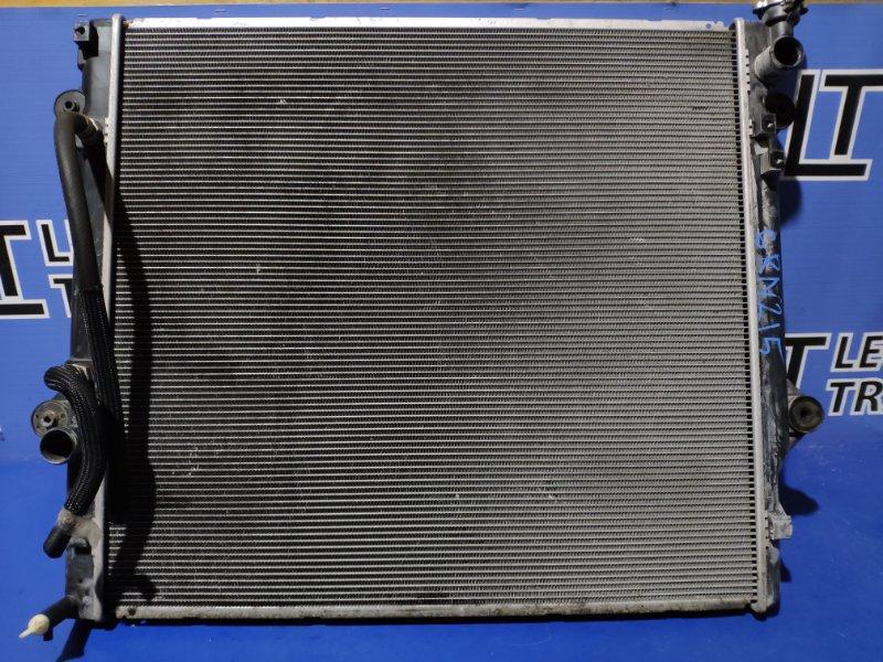 Радиатор основной Toyota Hilux Surf GRN215 1GRFE 10.2007